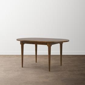"""Bench*Made Midtown 78"""" Oval Dining Table"""