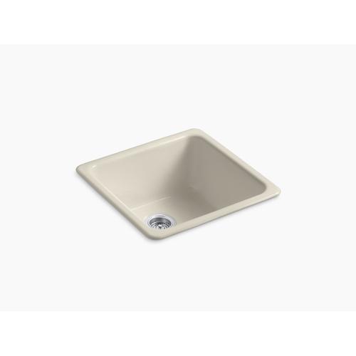 "Sandbar 20-7/8"" X 20-7/8"" X 10"" Top-mount/undermount Single-bowl Kitchen Sink"