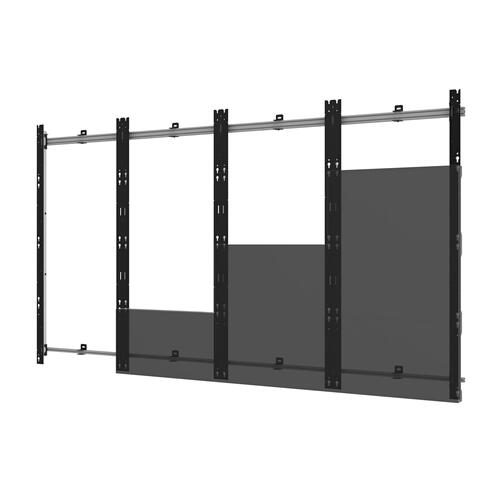 SEAMLESS Kitted Series Flat dvLED Mounting System for Planar TVF Series Direct View LED Displays - 5x5