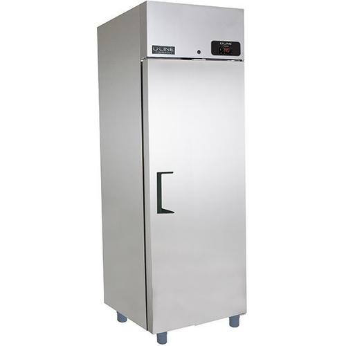 23 Cu Ft Freezer With Stainless Solid Finish (115v/60 Hz Volts /60 Hz Hz)