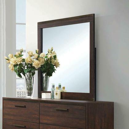 See Details - Edmonton Rustic Mirror