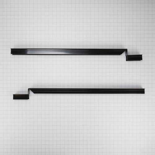 Maytag - Refrigerator Ice Maker Filler Conversion Kit, Black