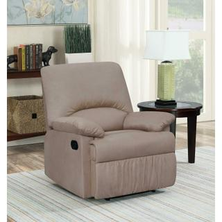 See Details - Casual Brown Motion Recliner