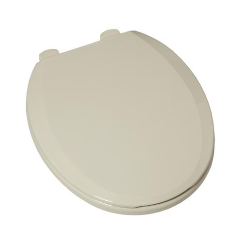 American Standard - Slow Close Easy Lift and Clean Round Front Toilet Seat - Linen