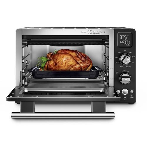 "Gallery - 12"" Convection Digital Countertop Oven Onyx Black"