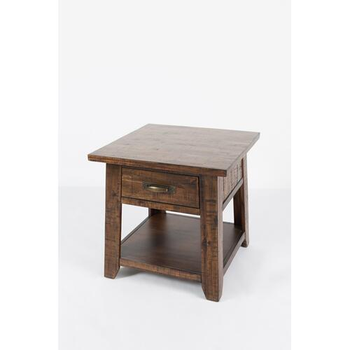 Sonoma Creek End Table