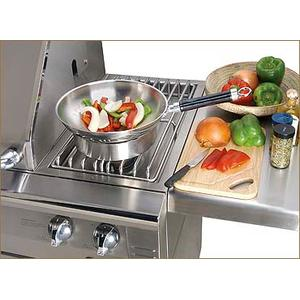 """Alfresco - Professional Wok Ring for 56"""" Deluxe Grill"""