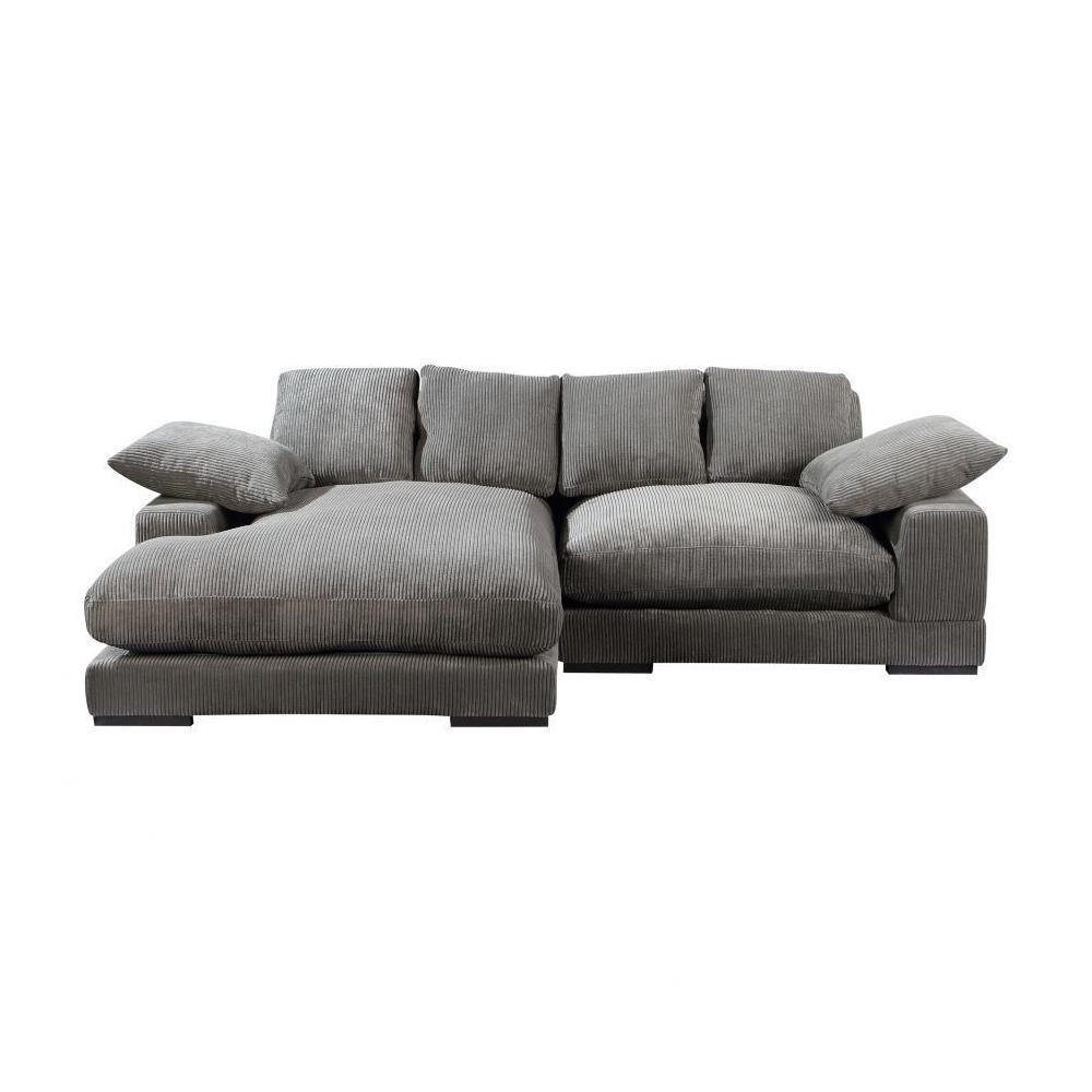 See Details - Plunge Sectional Charcoal