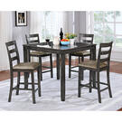 Gloria 5 Pc. Counter Ht. Table Set Product Image