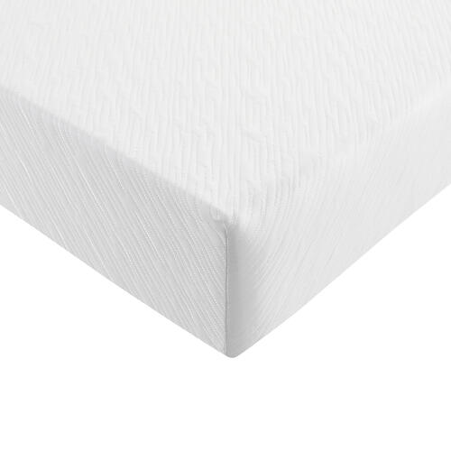 SleepInc 8-inch Medium Firm Memory Foam Mattress in Box, Twin XL