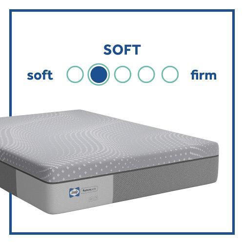 Sealy - Chablis - Soft - Foam - Twin