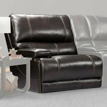 WHITMAN - VERONA COFFEE - Powered By FreeMotion Power Cordless Left Arm Facing Recliner
