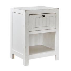 Nightstand - Cotton Finish