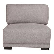 Romeo Slipper Chair Grey