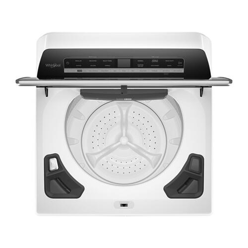 Whirlpool - 5.3 cu. ft. Smart Capable Top Load Washer
