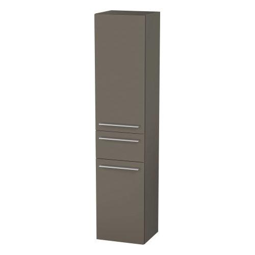 Product Image - Tall Cabinet, Flannel Gray Satin Matte (lacquer)