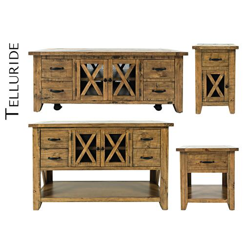 Jofran - Telluride End Table