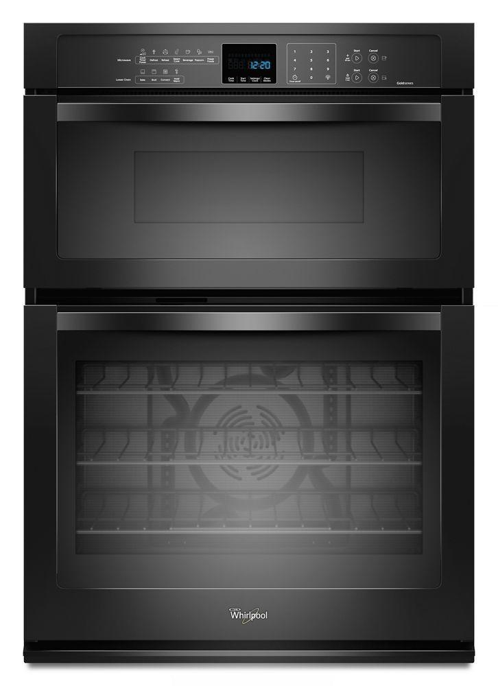 WhirlpoolGold® 5.0 Cu. Ft. Combination Microwave Wall Oven With True Convection Cooking