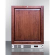 """See Details - 24"""" Wide Built-in All-freezer, ADA Compliant"""