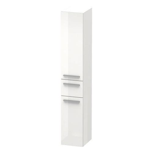 Duravit - Tall Cabinet, White High Gloss (lacquer)