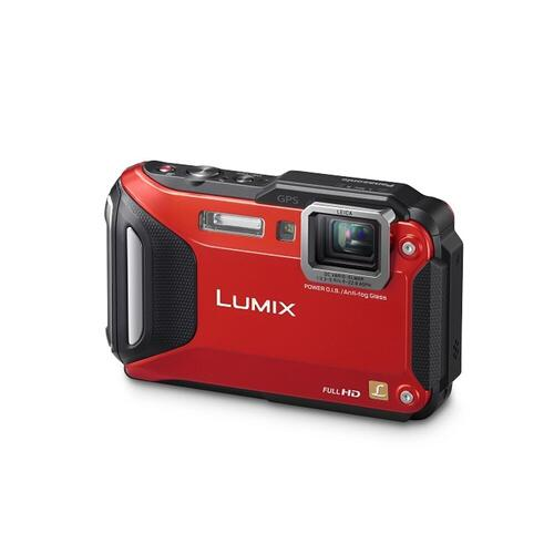 LUMIX WiFi Enabled Tough Adventure Camera DMC-TS6R