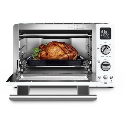 "KitchenAid - 12"" Convection Digital Countertop Oven White"