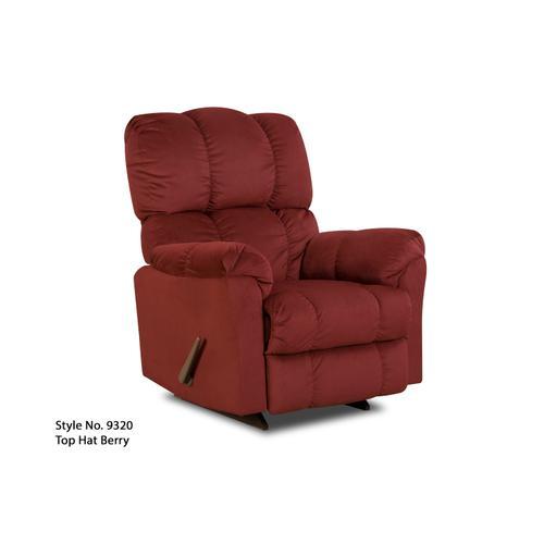American Furniture Manufacturing - 9320 - Top Hat Berry