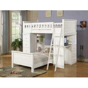 Acme Furniture Inc - Willoughby Twin Bed
