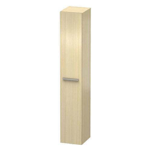 Duravit - Tall Cabinet, Mediterranean Oak (real Wood Veneer)