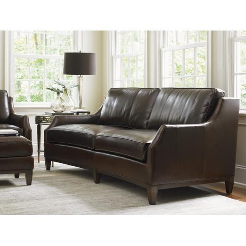 Conrad Leather Sofa