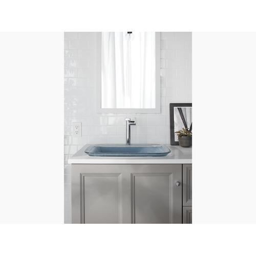 """Almond Expressions 61"""" Vanity Top Without Cutout"""