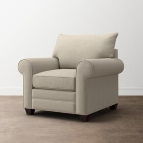 Alexander Roll Arm Chair