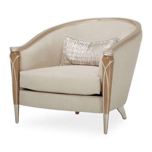 Villacherie Matching Chair Caramel