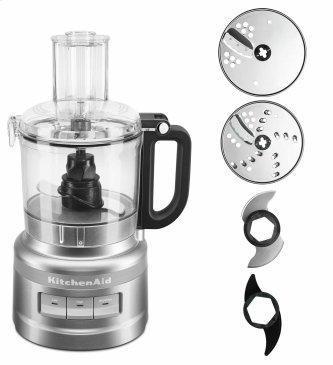 KitchenAid™ 7 Cup Food Processor Plus - Contour Silver