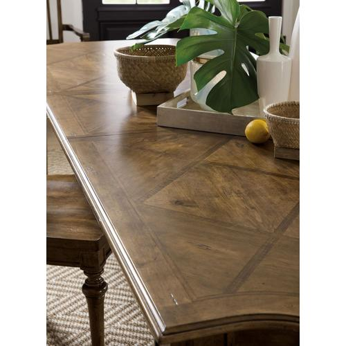 Dining Room Ballantyne 82in Rectangle Dining Table w/1-20in Leaf