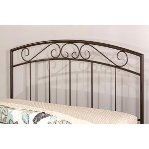 Wendell Full/queen Headboard Textured Black