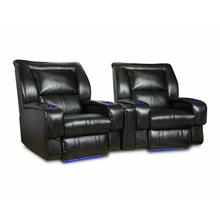Power Wall Hugger Recliner with Cupholders