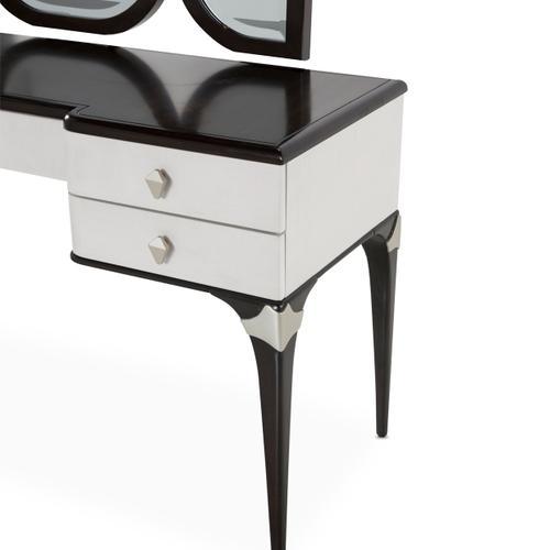 Vanity Desk W/mirror 2 PC