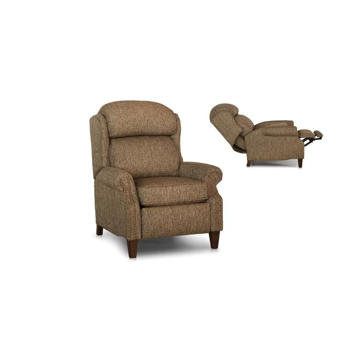 Smith Brothers Furniture - Pressback Reclining Chair