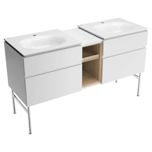 American Standard - Studio S 24 in. Vanity Top Sink - Center Hole  American Standard - White
