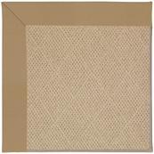 """Creative Concepts-Cane Wicker Canvas Linen - Rectangle - 24"""" x 36"""""""