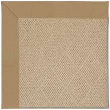 "Creative Concepts-Cane Wicker Canvas Linen - Rectangle - 24"" x 36"""