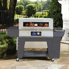 Woodcreek 4-in-1 Pellet Grill