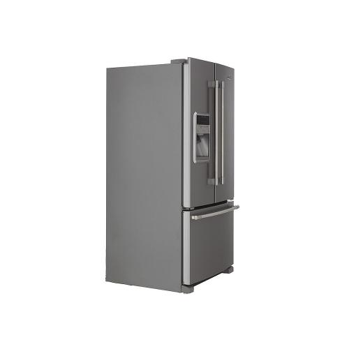 Maytag Canada - Maytag® 33- Inch Wide French Door Refrigerator with Beverage Chiller™ Compartment - 22 Cu. Ft.
