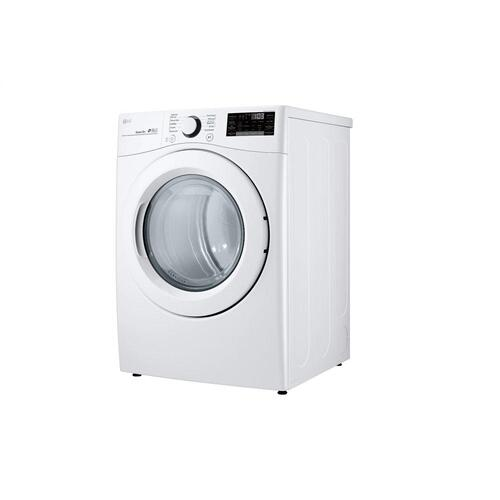 7.4 cu. ft. Smart wi-fi Enabled Gas Dryer with Sensor Dry Technology