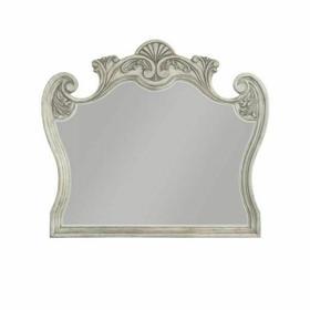 ACME Braylee Mirror - 27184 - Antique White