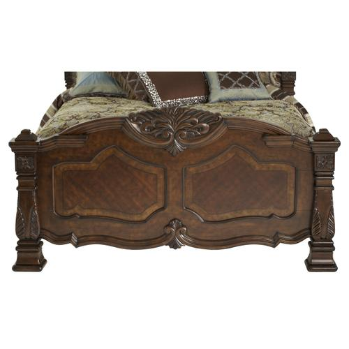 Amini - Eastern King Mansion Bed