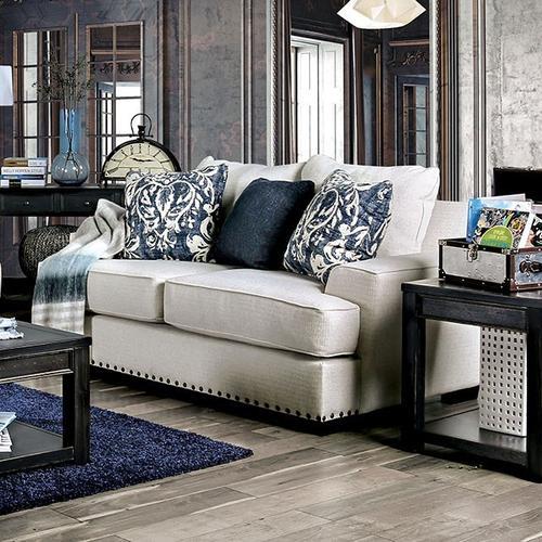 Furniture of America - Love Seat Germaine