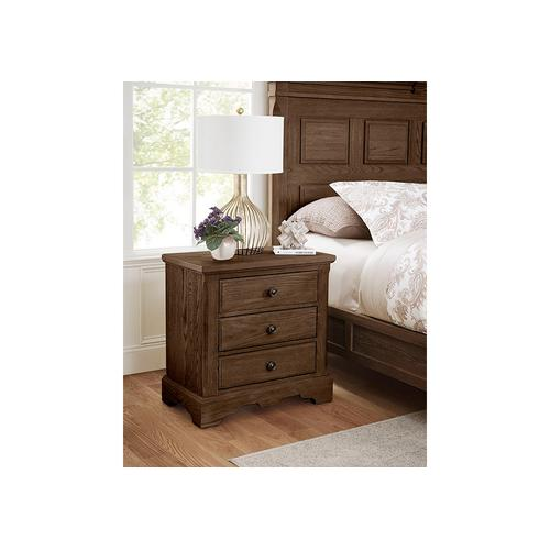 NIGHT STAND - 3 DRAWER