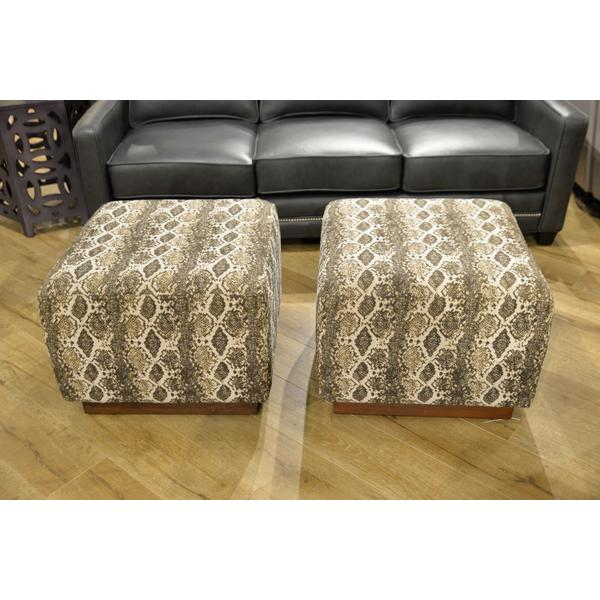 See Details - Hollywood Ottoman